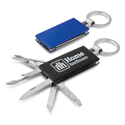 Picture of Multifunction Metal Key Ring