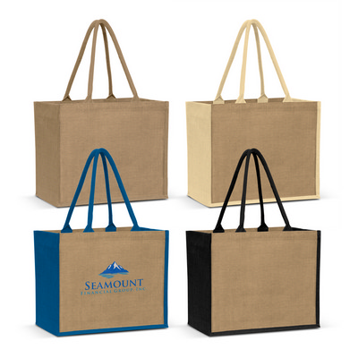 Picture of Torino Jute Shopping Bag