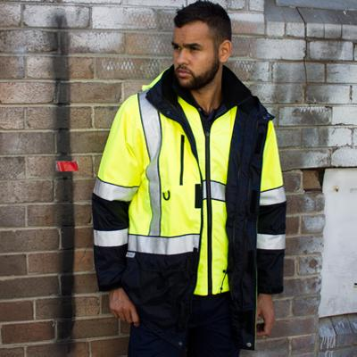 Picture of Defender 5-in-1 Jacket