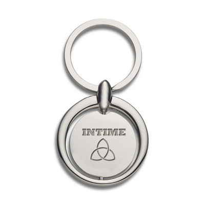 Picture of Circular Metal Key Ring