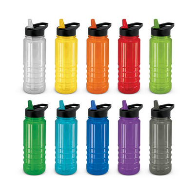 Picture of Triton Drink Bottle - Black Lid