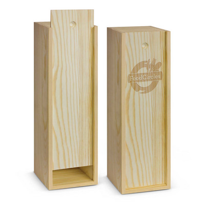 Picture of Wooden Wine Box