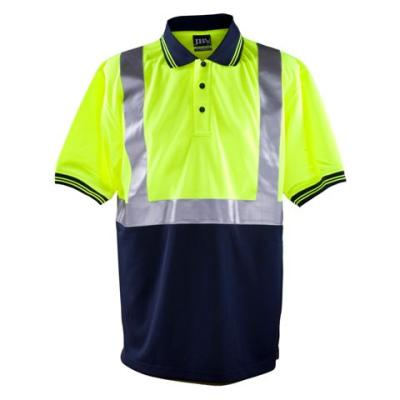 Picture of Jb's Hi Vis D/N Trad Polo