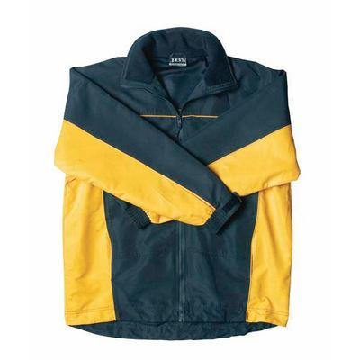 Picture of Podium Contrast Warm Up Jacket