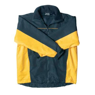 Picture of Podium Kids Contrast Warm Up Jacket