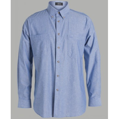 Picture of JB's L/S Chambray Shirt