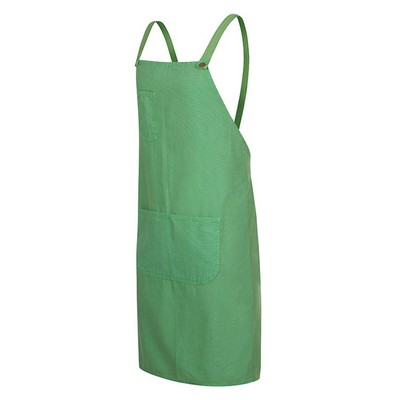 Picture of JB's Cross Back Canvas Apron (Without St