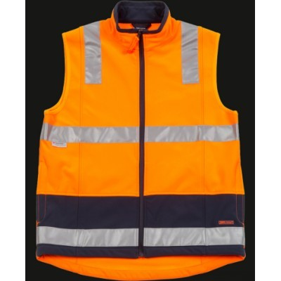 Picture of JB's Hv 4602.1 (D+N) Softshell Vest