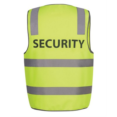 Picture of JB's Hv (D+N) Safety Vest Security