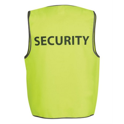 Picture of JB's Hv Safety Vest Security