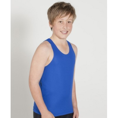 Picture of Podium Kids Poly Singlet