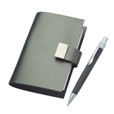 Picture of Split Leather Jotter