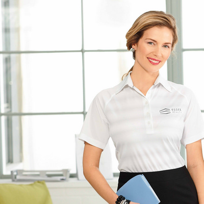Picture of Shima Short Sleeve Polo - Womens