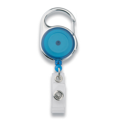 Picture of Badge Holder - Blue