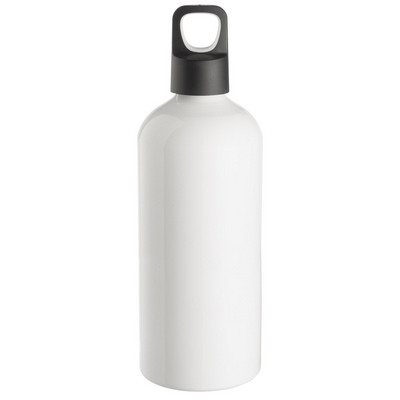 Picture of Aluminium Drink Bottle - White