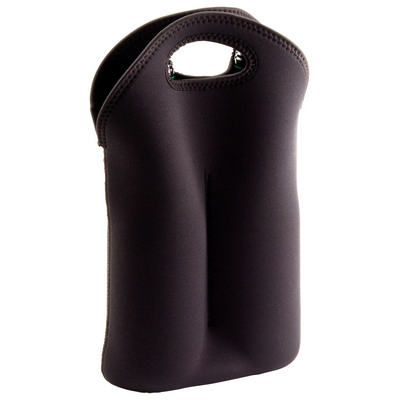 Picture of Double Bottle Carrier - Black