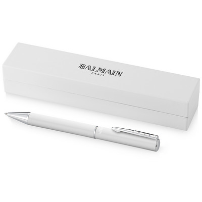 Picture of Balmain Ballpoint Pen - White