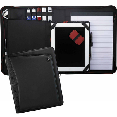 Picture of Elleven Vapor Zippered Padfolio
