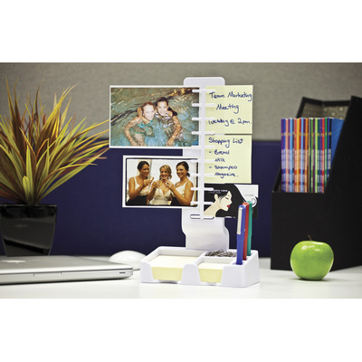 Picture of NoteTower Organiser - White