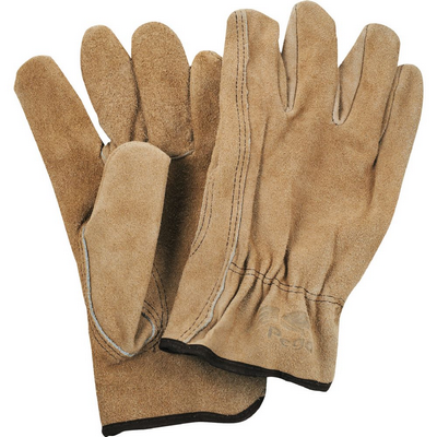 Picture of Safety Works Split Cow Leather Drivers Gloves
