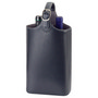 Bonded Leather Wine Carrier