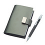 Split Leather Jotter