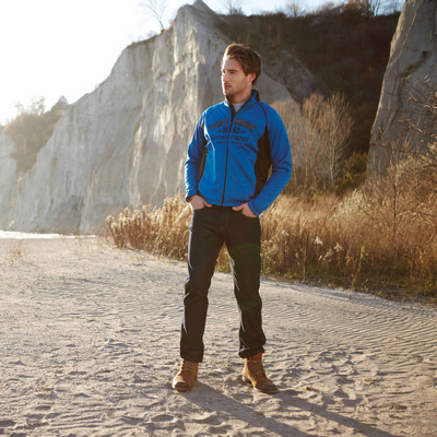 Picture of Langley Knit Jacket - Mens