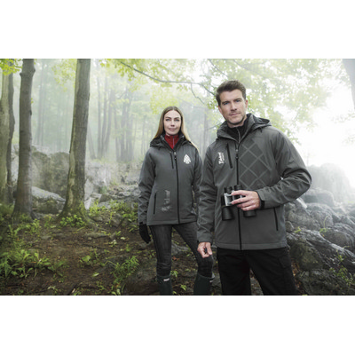 Picture of Bryce Insulated Softshell Jacket - Mens
