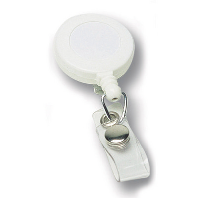 Picture of Badge Holder - White