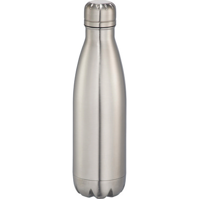 Picture of Copper Vacuum Insulated Bottle - Silver