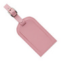 Coloured Luggage Tags - Pink