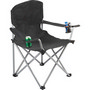 Trekk Oversized Folding Chair - Black