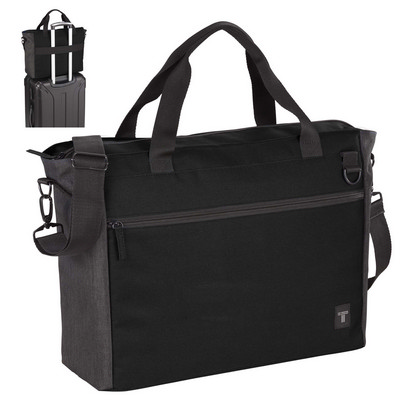 "Picture of Tranzip Brief 15"" Computer Tote"