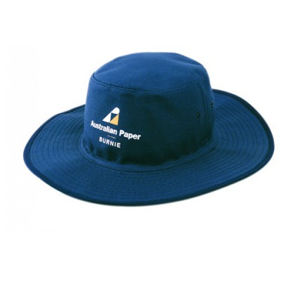 Picture of Canvas Wide Brim Hat with Toggle