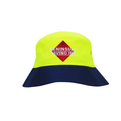 Picture of Breathable P/Twill Hi-Vis Safety Bucket