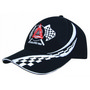 6PNL BHC Cap Checker Embroidery & Sandwi