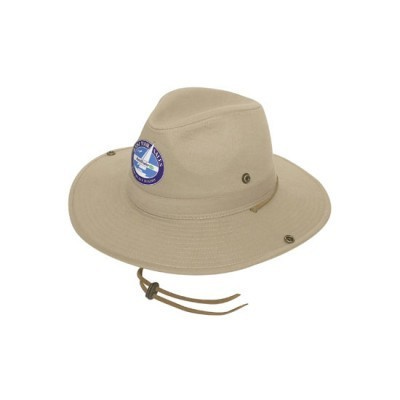 Picture of White Classic String Straw hat