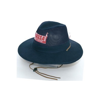 Picture of Safari Cotton Twill Hat w/- Mesh Crown
