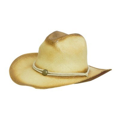 Picture of Frayed Edge Cowboy Straw
