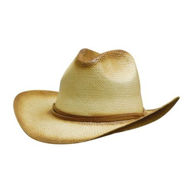 Picture of Sprayed Cowboy Hat w/- String Band