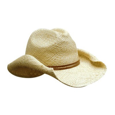 Picture of Sprayed Cowboy Hat w/- Leather Band