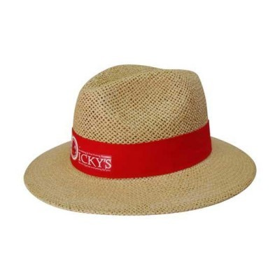 Picture of Ladies Cowboy Straw Hat