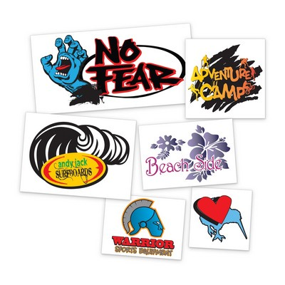 Picture of Temporary Tattoo Classic - 51mm x 51mm