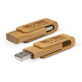 Bamboo Flash Drive