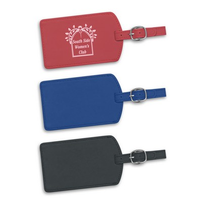 Picture of Soft Touch Luggage Tag