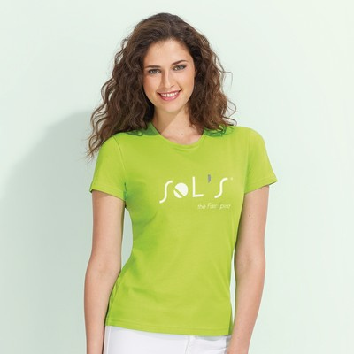 Picture of SOLS Imperial Womens T-Shirt