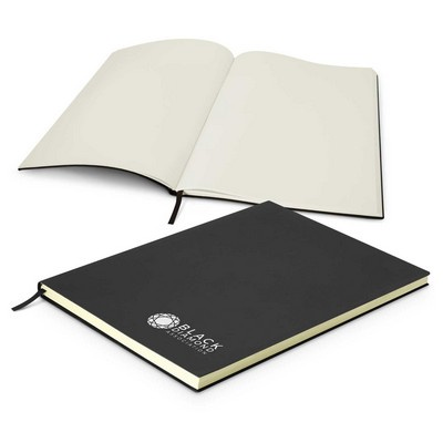 Picture of Paragon Unlined Notebook- Large