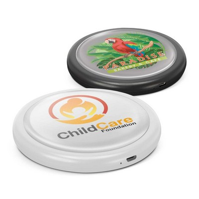 Picture of Imperium Round Wireless Charger - Resin