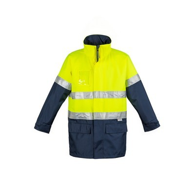 Picture of Mens Hi Vis Waterproof Lightweight JacketJackets|All|Outerwears|Wet Weather