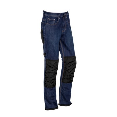 Picture of Mens Heavy Duty Cordura® Stretch Denim J